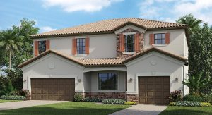 Lakewood Ranch/Lennar Homes/The Cornell 3,332 sq. ft. 5 Bedrooms 4.5 Bathrooms 1 Half bathroom 3 Car Garage 2 Stories