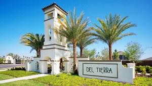 DEL TIERRA NEW HOMES BRADENTON FLORIDA