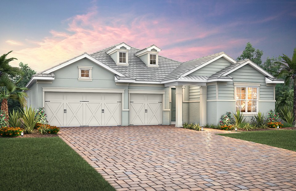 Mallory Park at Lakewood Ranch Florida From $199,990 – $470,990