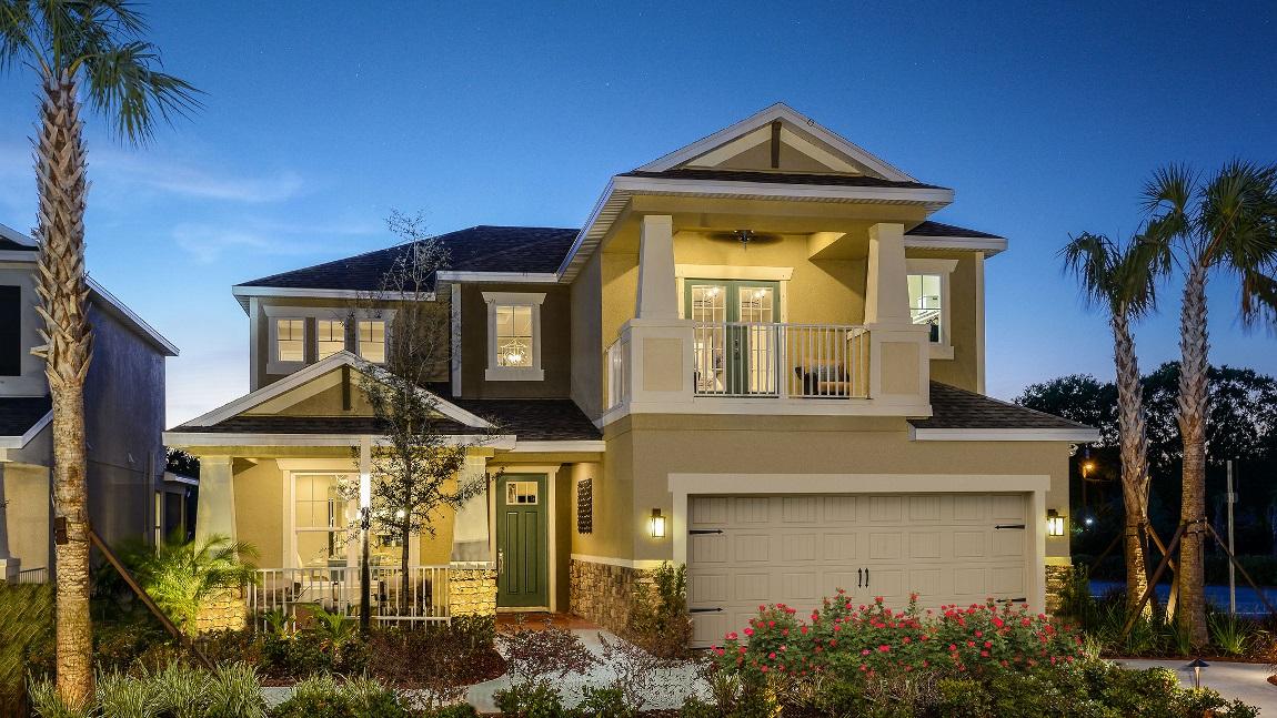 Cypress Chase Tampa Florida€‹ €‹New Homes Community