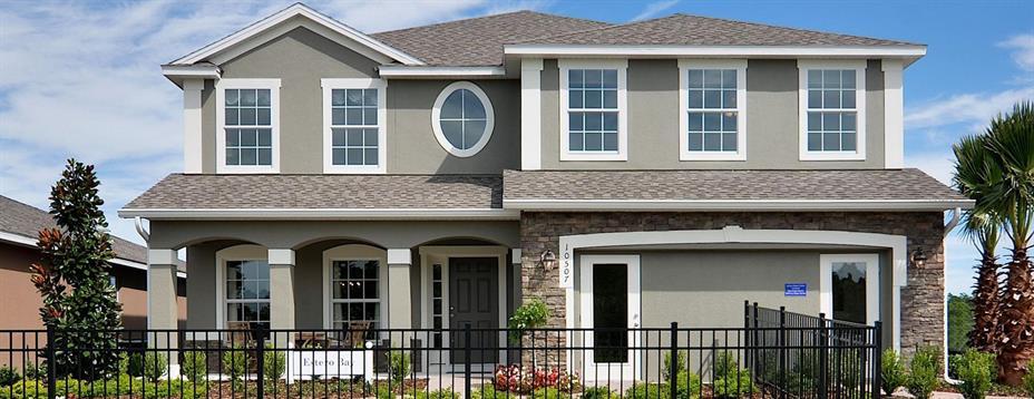 Lucaya Lake Club Riverview Florida New Homes Community