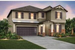 Magnolia Park Riverview Florida New Homes Community
