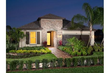Mariposa Riverview Florida New Homes Community
