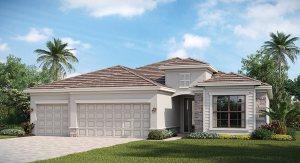 Polo Run: The Princeton II Lennar Homes Lakewood Ranch Florida New Homes Communities