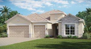Polo Run: The Summerville II Lennar Homes Lakewood Ranch Florida New Homes Communities