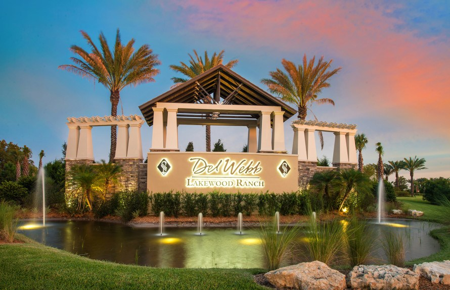 ​Del Webb​  at Lakewood Ranch Florida Real Estate | Lakewood Ranch Realtor | New Homes Community