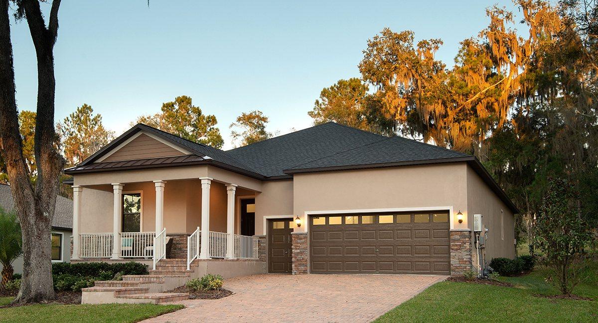 The Halos Model  Tour Lennar Homes Riverview Florida