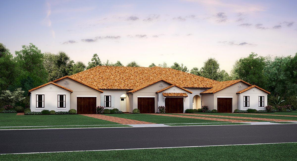 Southshore Bay The Villas  Crystal Lagoons Wimauma Florida Real Estate | Wimauma Realtor | New Homes for Sale | Wimauma Florida