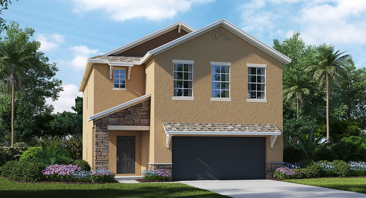 The Plymouth Model By Lennar Homes Riverview Florida Real Estate | Ruskin Florida Realtor | New Homes for Sale | Tampa Florida