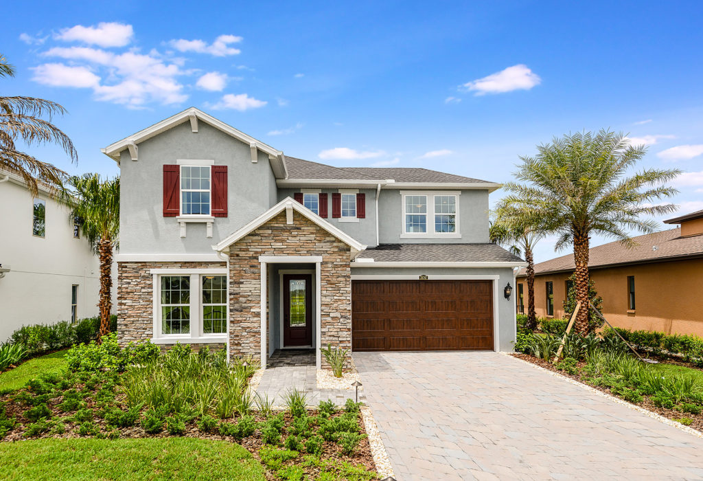 Union Park New Home Community Wesley Chapel Florida