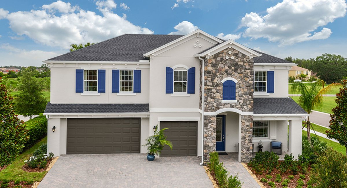 Upscale Living has a New Name in Tampa Bay By Lennar Homes | New Homes for Sale | Wesley Chapel Florida