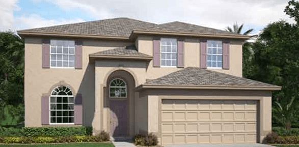 The Catalina By Lennar Homes Riverview Florida Real Estate | Ruskin Florida Realtor | New Homes for Sale | Tampa Florida