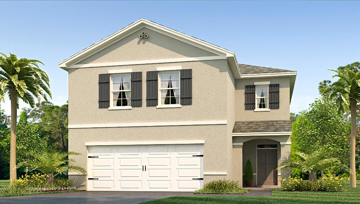 Carriage Pointe  Gibsonton Florida Real Estate | Gibsonton Realtor | New Homes
