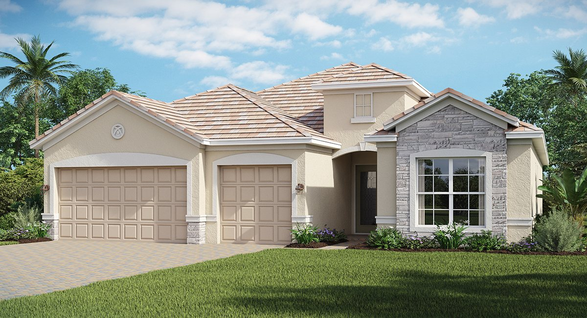 Polo Run: Lennar Homes Lakewood Ranch Florida New Homes Communities
