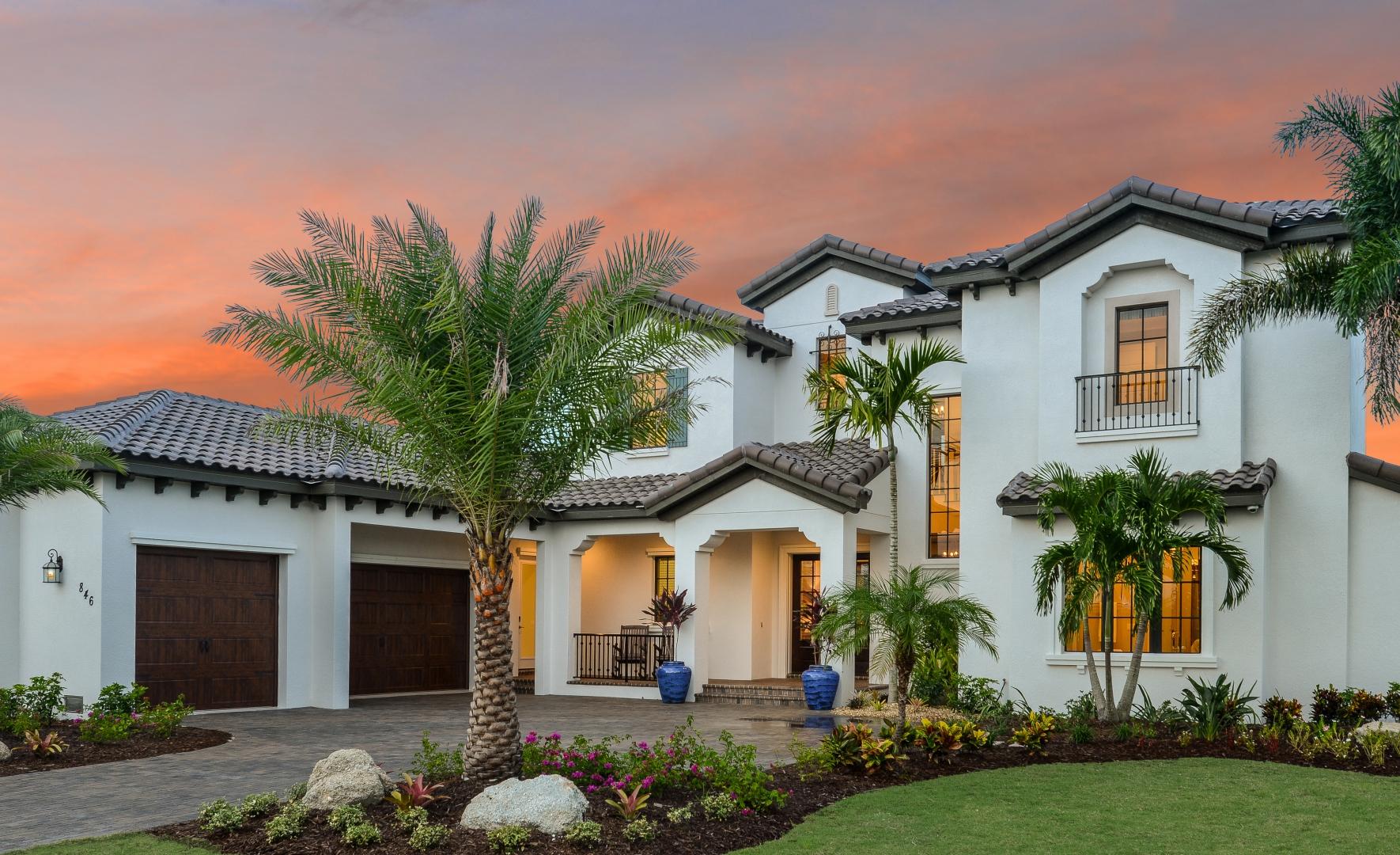 The Mindera Model by John Cannon Homes HD Mira Bay Apollo Beach Florida Real Estate | Apollo Beach Realtor | New Homes for Sale | Apollo Beach Florida