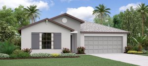 The Hartford Model Lennar Homes Tampa Florida Real Estate | Ruskin Florida Realtor | Palmetto New Homes for Sale | Wesley Chapel Florida