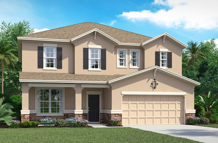 New Beazer Homes | Riverview Florida