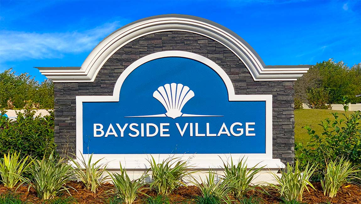 Bayside Village DR Horton Homes Ruskin Florida Real Estate | Ruskin Realtor | New Homes for Sale | Ruskin Florida