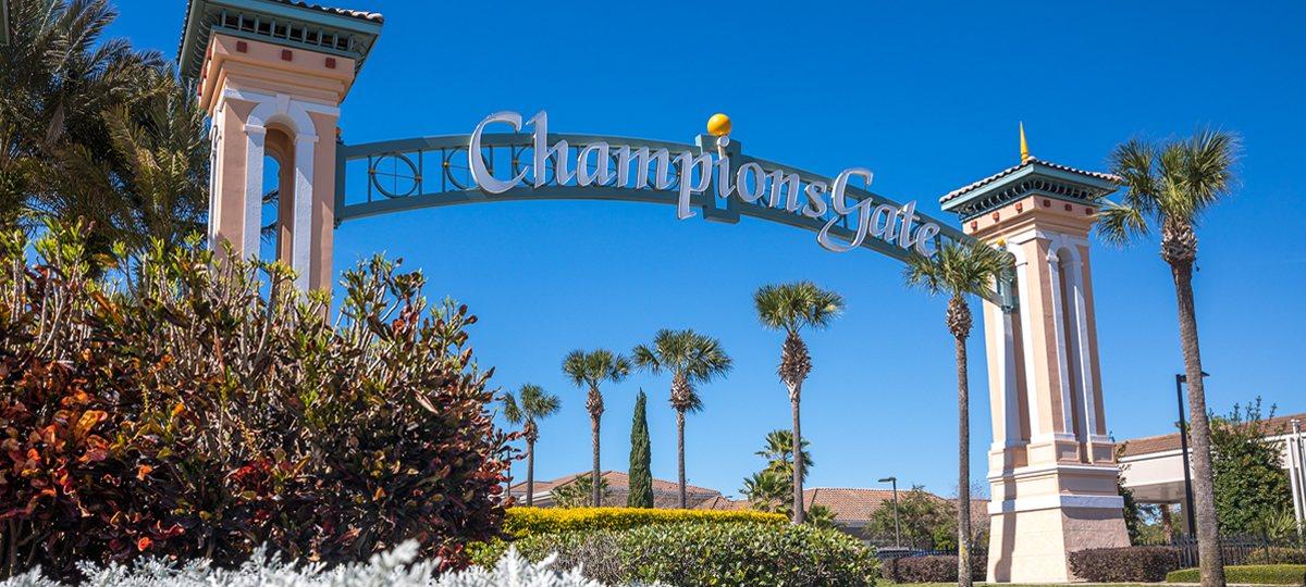 New Home Communities ChampionsGate Florida
