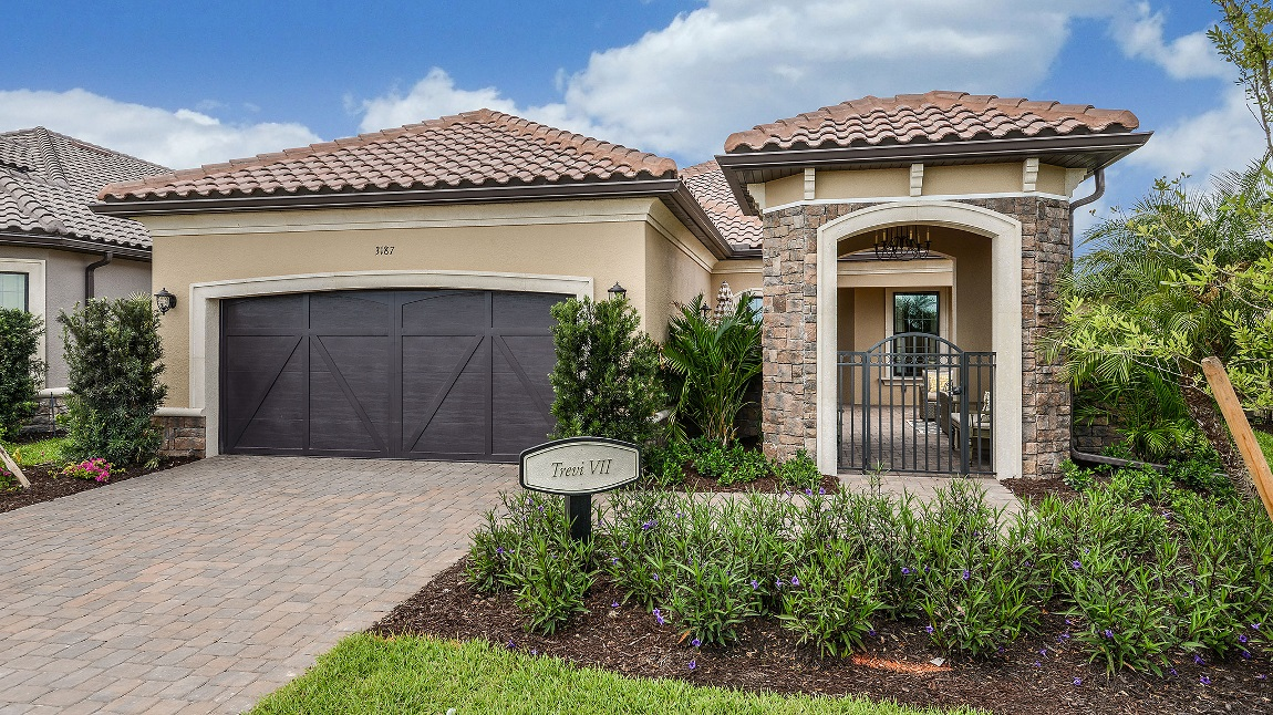 Esplanade of Tampa New Home Community New Tampa Florida