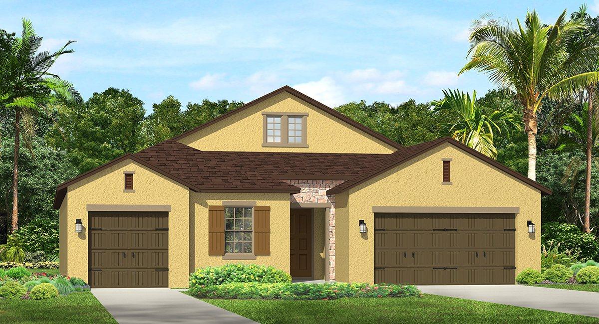 The Hamilton Meadow Pointe  Wesley Chapel Florida Real Estate | Wesley Chapel Florida Realtor | Wesley Chapel Florida Home Communities