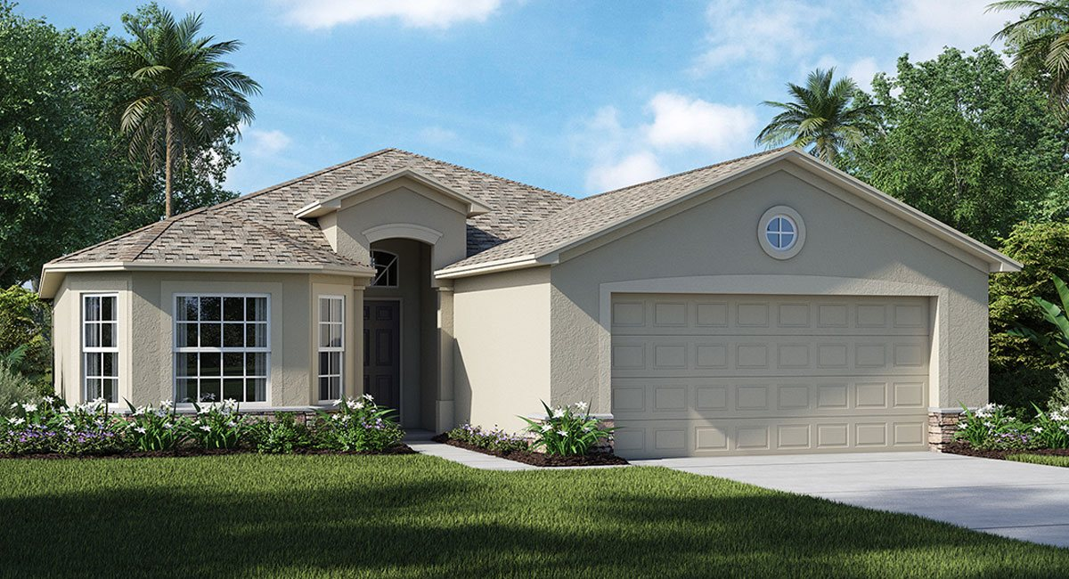The Oakmont Model  By Lennar Homes Riverview Florida Real Estate | Ruskin Florida Realtor | New Homes for Sale | Tampa Florida