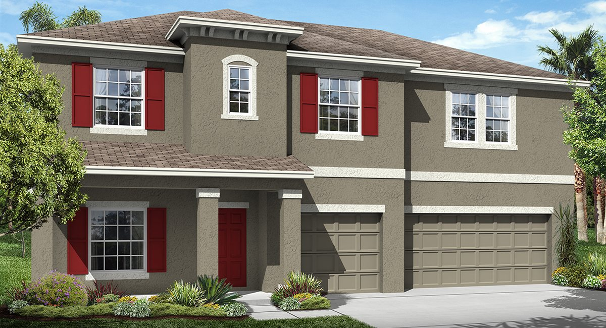 The Siesta Barrington at South Fork Riverview Florida Real Estate   Riverview Realtor   New Homes for Sale   Riverview Florida