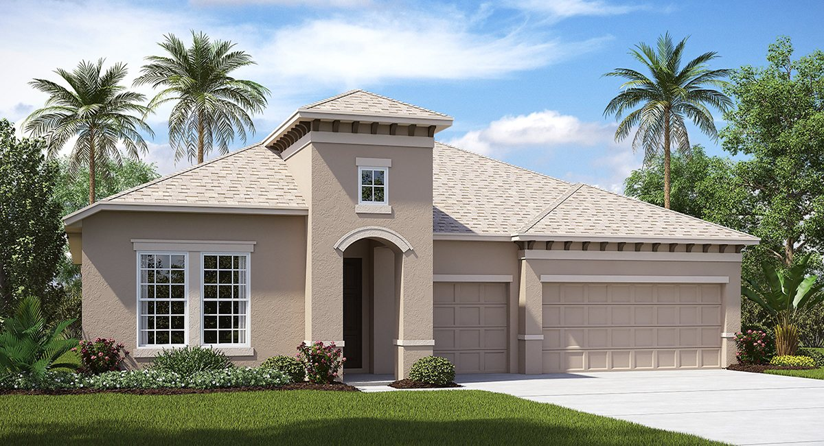 The Westbury Barrington at South Fork Riverview Florida Real Estate | Riverview Realtor | New Homes for Sale | Riverview Florida