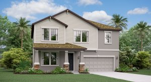 The South Carolina Model Tour Lennar Homes CrestView Lakes  Riverview Florida
