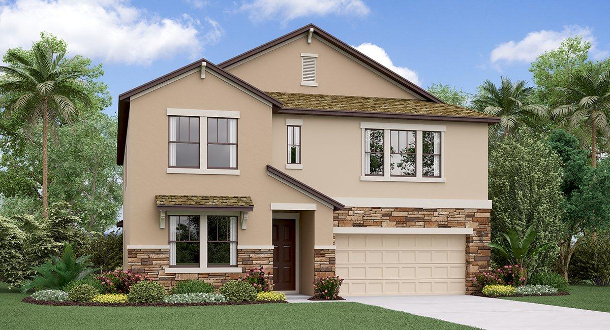 Rivercrest Lakes Lennar Homes  Riverview Florida Real Estate | Riverview Realtor | New Homes for Sale | Riverview Florida