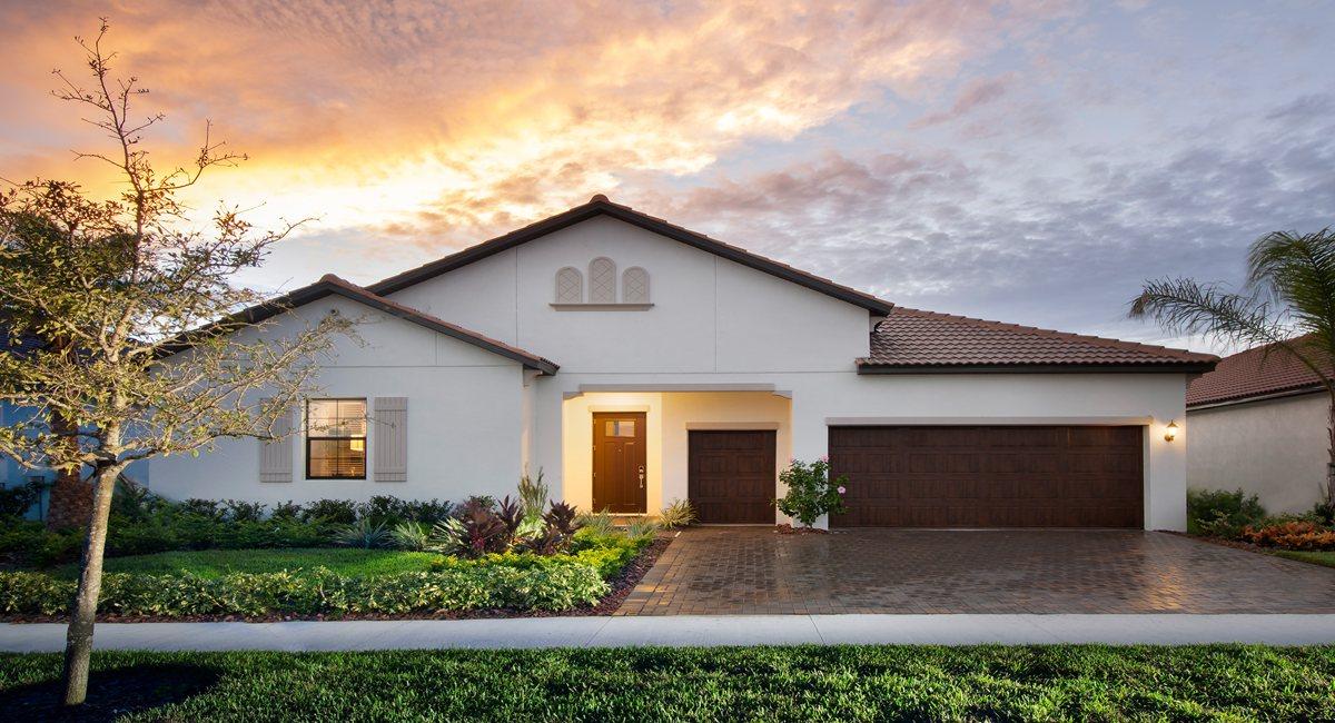 The Halos Model Tour Lennar Homes Southshore Bay   Wimauma Florida