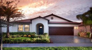 The Sunburst Model Crystal Lagoons Wimauma Florida Real Estate   Southshore Bay Wimauma Florida