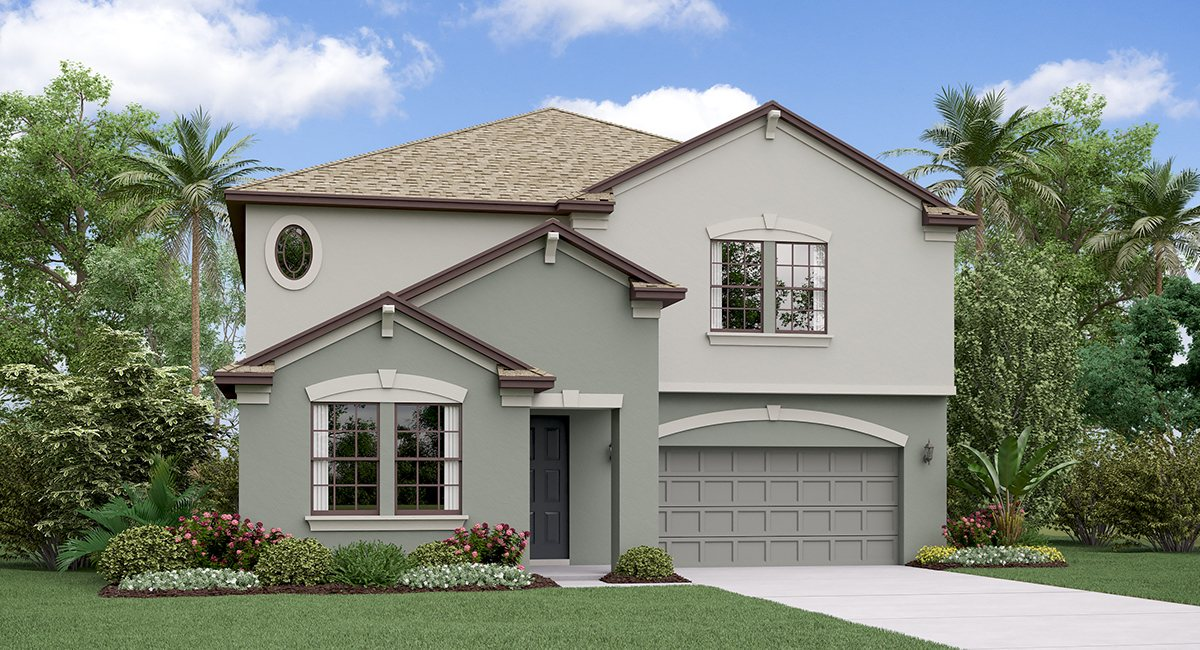 You are currently viewing The Vermont Model Tour  Rivercrest Lakes Lennar Homes  Riverview Florida