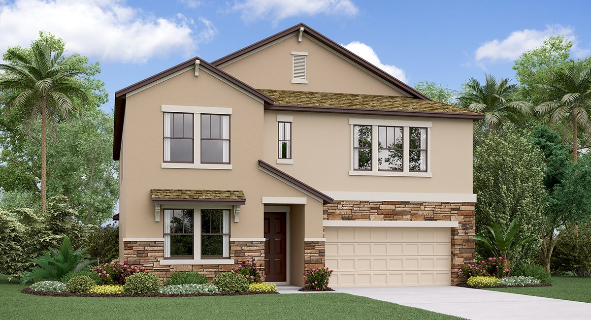 New Home Communities Lennar Homes Riverview Florida