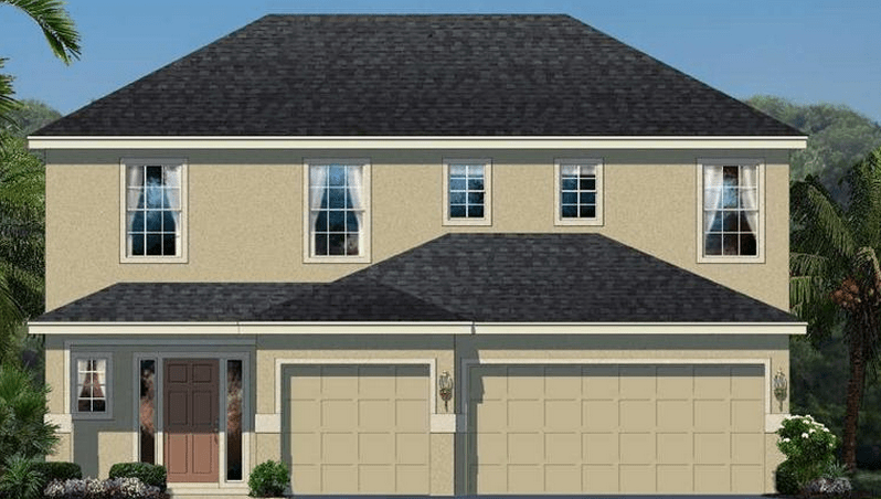 You are currently viewing Carlton Lakes New Home Community Riverview Florida