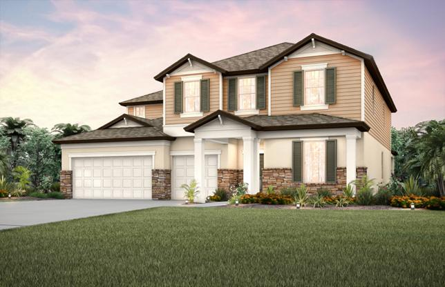 You are currently viewing K-Bar Ranch New Home Community  New Tampa Florida