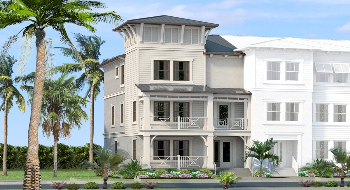 The Carnegie Model Tour Inlet Park Lennar Homes South Tampa Florida