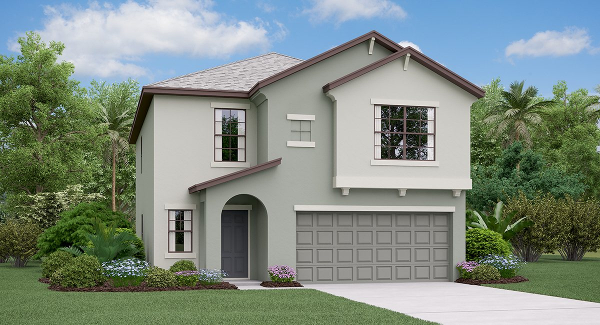 You are currently viewing The Boston Model Tour  Lennar Homes Touchstone  Tampa Florida