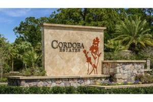 Cordoba Ranch New Home Community Lutz Florida