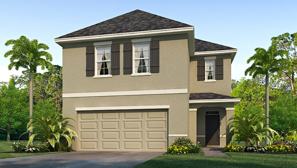Sagebrook New Home Community Temple Terrace Tampa Florida