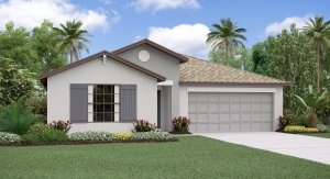 The Hartford Model Tour Lennar Homes South Fork: Sunstone Ridge Estates Riverview Florida