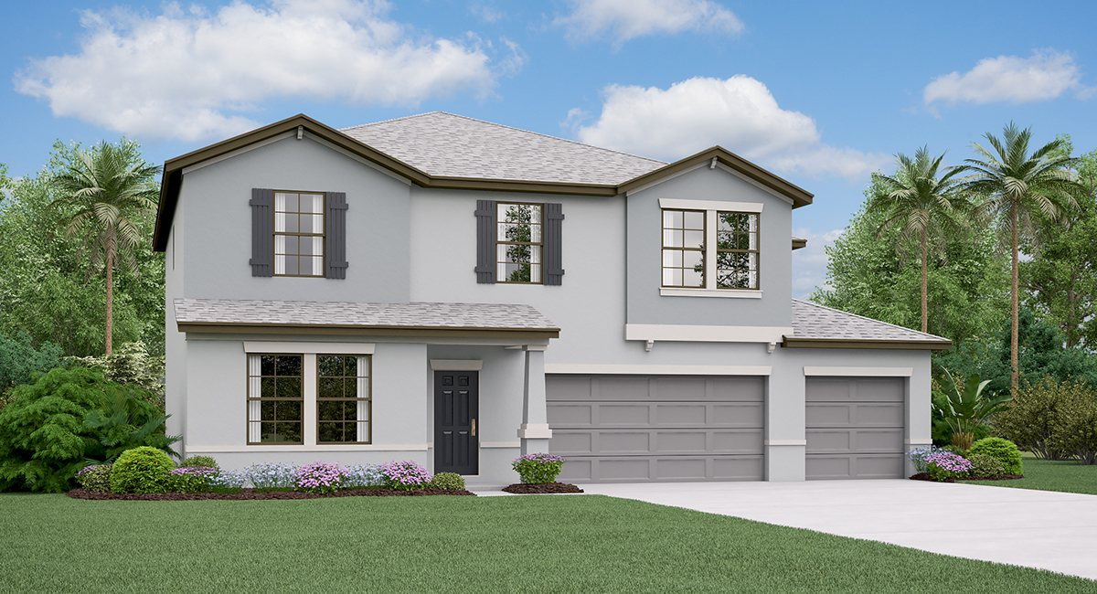 You are currently viewing The Helena  Model Tour Lennar Homes Belmont  Ruskin Florida