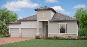 The  Kansas Model Tour Lennar Homes Belmont Ruskin Florida
