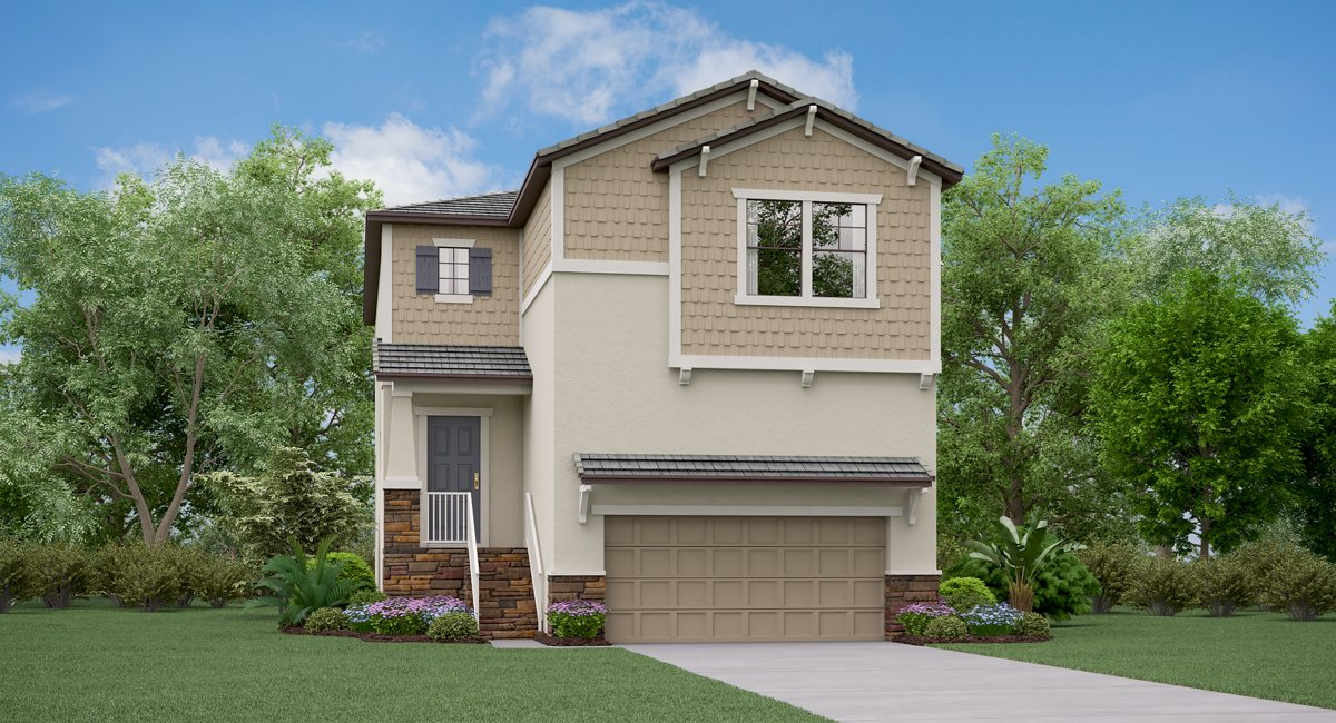 You are currently viewing The Kentucky Model Tour Lennar Homes Southport South Tampa Florida