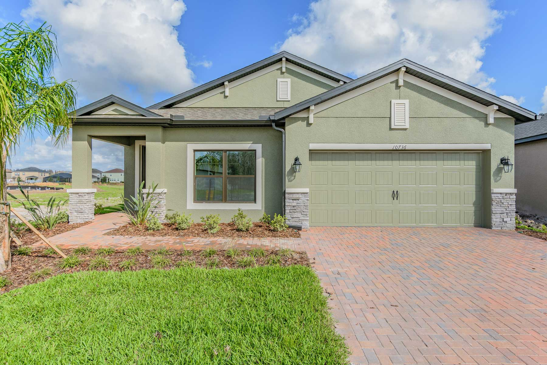 M/I Homes New Home Communities Riverview Florida