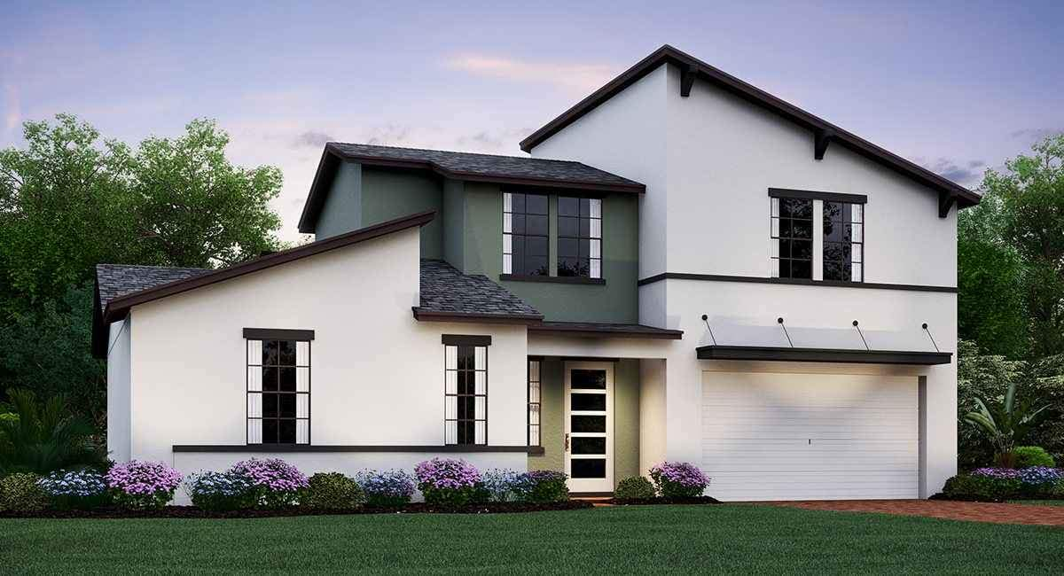 You are currently viewing The New Mexico Model Tour Lennar Homes Riverview Florida
