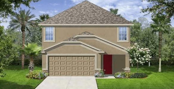 The St.Regis Model Tour Lennar Homes Riverview Florida