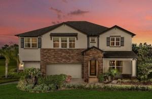 Beazer Homes New Home Communities Riverview Florida