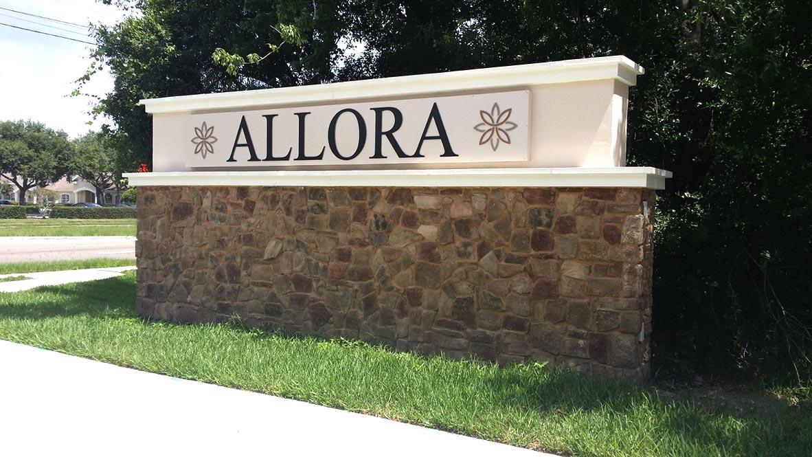 Allora New Homes Community Tampa Florida