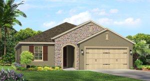 The Boca Raton III Model  Lennar Homes Tampa Florida